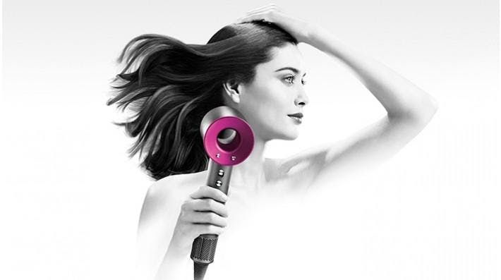 Dyson Supersonic hairstyling Stockholm at Mall of Scandinavia 72aa0710bf71b