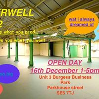 Camberwell 2 new affordable artists studios available