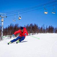 Library IV annual Ski Trip to Blue Mountain