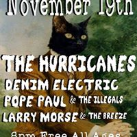 The Hurricanes  Denim Electric  More Free All Ages