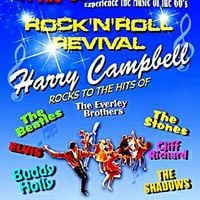 ROCK n ROLL REVIVAL - HARRY CAMPBELL