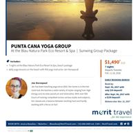 Punta Cana Group Yoga Trip