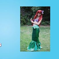 Mermaid Mondays with Party Karacters