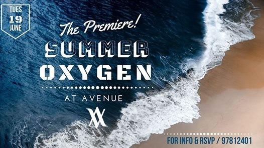 Summer Oxygen The Premier