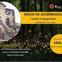 Tour Santuario de Lucirnagas y Valquirico