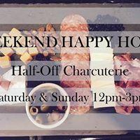 Weekend Happy Hour