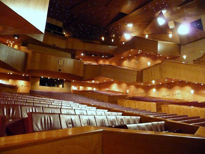 LAUROBA - Palacio Euskalduna at Euskalduna Conference Centre and Concert Hall...