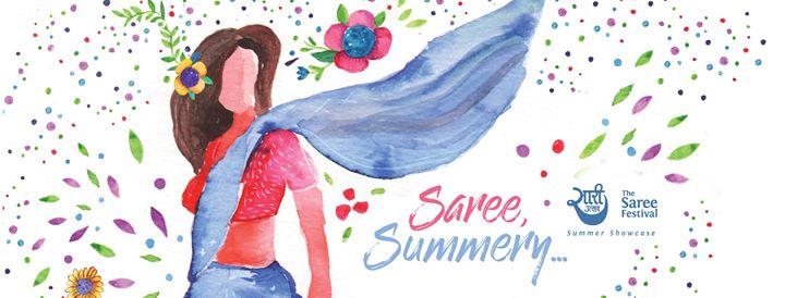 The Saree Festival Summer Showcase Chennai