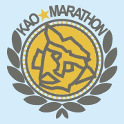 顔マラソン