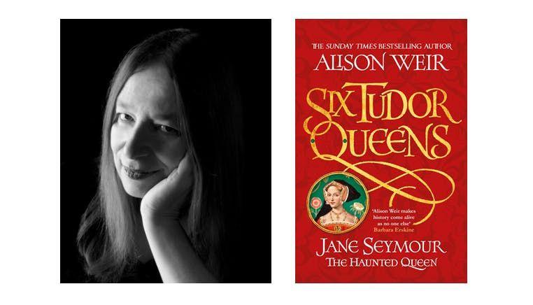 Jane Seymour - Haunted Queen - a talk by Alison Weir