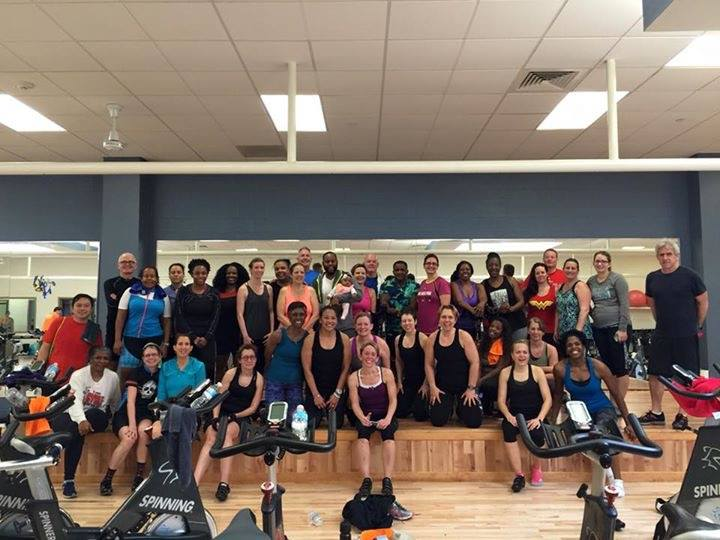 10th Annual Spinathon to benefit Bear Glasgow YMCA Annual Campaign