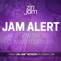 Choreo ZIN Jam Session with ZJ Megan Zema Collier