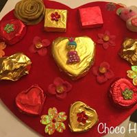 Agra - Valentine Special &quotArt of Chocolate Making&quot