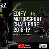 EDIFY Racing Motorsport Internship