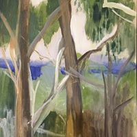 Mary Strachan - Recent Paintings