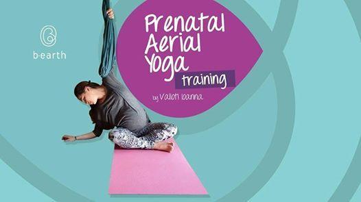 Aerial Prenatal Yoga Training 25