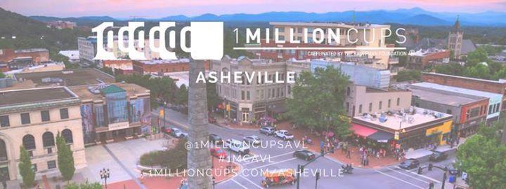 1 Million Cups Asheville PresentsPitch Breakfast