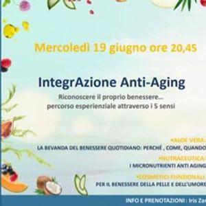 Integrazione anti-aging