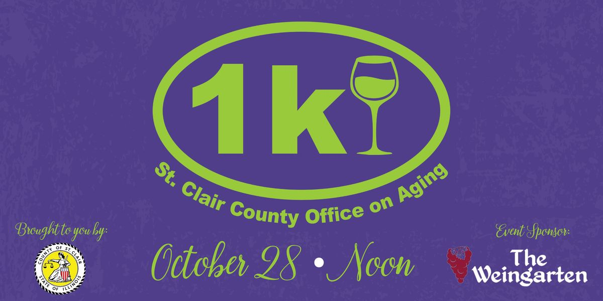 3rd Annual 1k Wine Walk