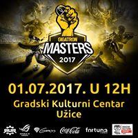 Gigatron masters turnir