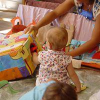 Toccare per apprendere al Bioasilo del Carpanedo (1-3 anni)