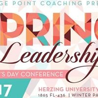 SPRING into Leadership Womens Day Conference