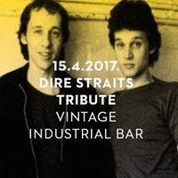 Dire Straits Tribute I 15.4.2017 I Vintage Industrial