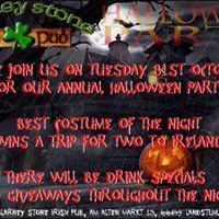 Spooktastic Halloween Party