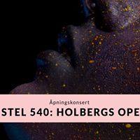 Epistel 540 Holbergs opera