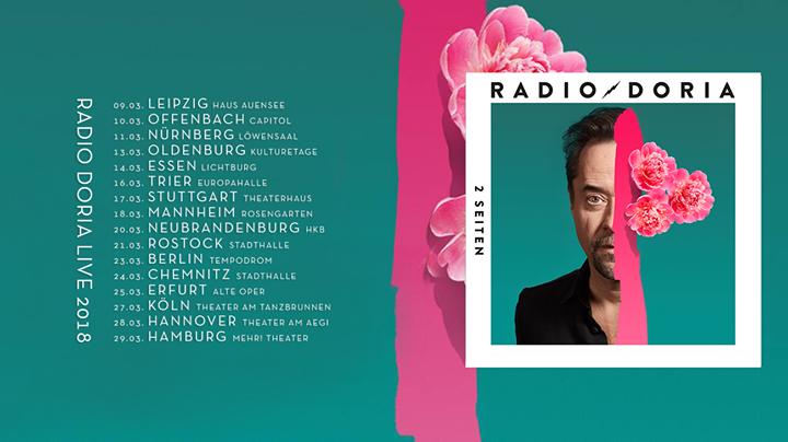 Radio Doria 2 Seiten Tour 2018 At Milchwerk Radolfzell
