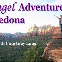 Angel Adventure in Sedona Arizona with Courtney Long