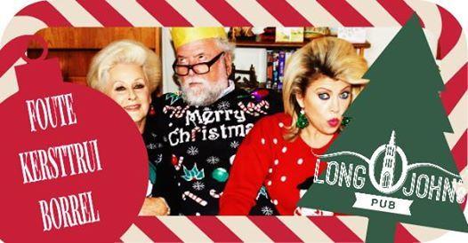Foute Kersttrui Borrel.Foute Kersttrui Borrel At Long Johns Pub Amersfoort