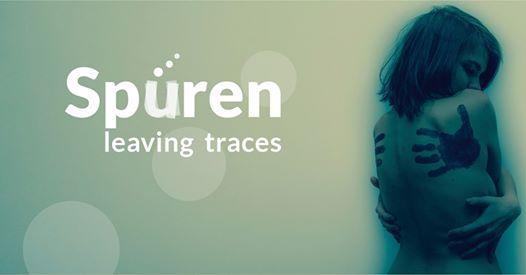 Vernissage - Spuren - leaving traces