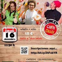 1 Concurso Family-Chef con el proyecto Mini-chefs de ChissChas