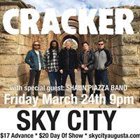 Cracker live in concert at Sky City
