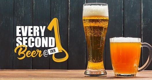 Every Second Beer Re. 1