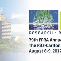 2017 FPRA Annual Conference