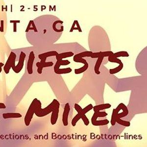 She Manifests Success-Mixer Atlanta