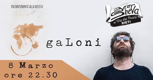 Galoni Carta Da Parati.Friday Night Live Galoni At Be Er Sheva Rieti