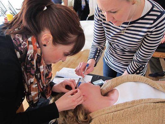 Fordjelse og nervesystem Auriculoterapireakupunktur