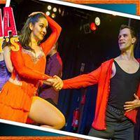 Metrolatina Showcase night feat European Champs Jelle &amp Raluca