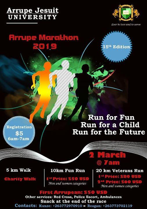 Arrupe Marathon 2019