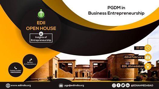 EDII Open House