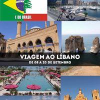 Viagem ao Lbano - 35 Encontro dos Amigos do Lbano e do Brasil