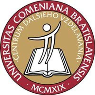 Centrum ďalšieho vzdelávania Univerzity Komenského