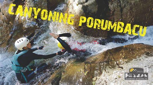 Canyoning. Adrenalina pentru tine