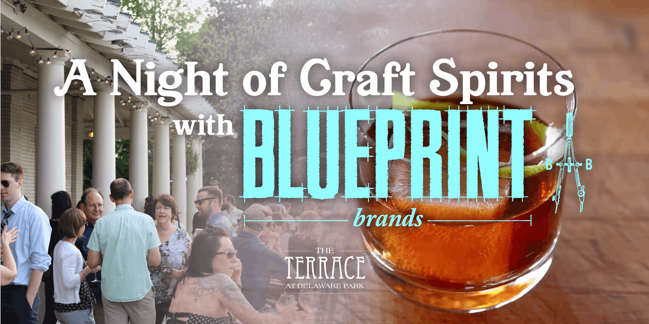 A night of craft spirits with blueprint brands at the terrace buffalo a night of craft spirits with blueprint brands at the terrace malvernweather Gallery