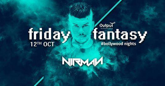 Bollywood Night Ft Dj Nirman