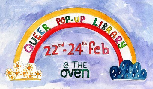 QUEER Pop-Up Library
