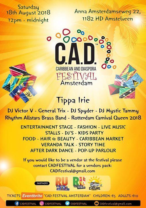 Caribbean and diaspora in ANNA